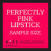 Lipstick Sample - Kiss Freely