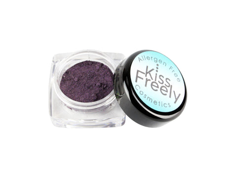Dark Purple Eye Shadow - Kiss Freely