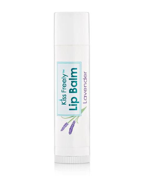 Lip Balm- Lavender - Kiss Freely