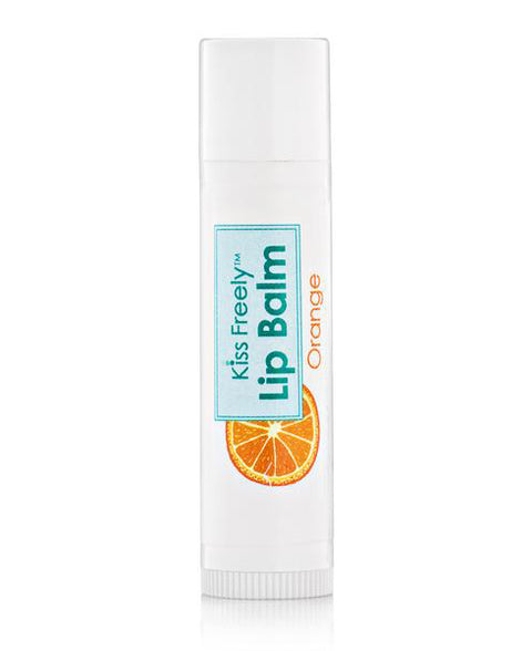 Lip Balm - Orange - Kiss Freely