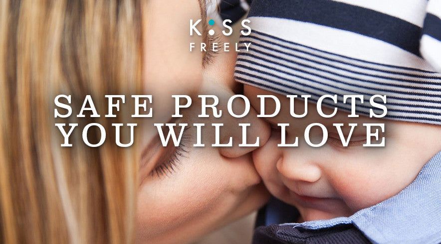 kiss freely safe products you will love