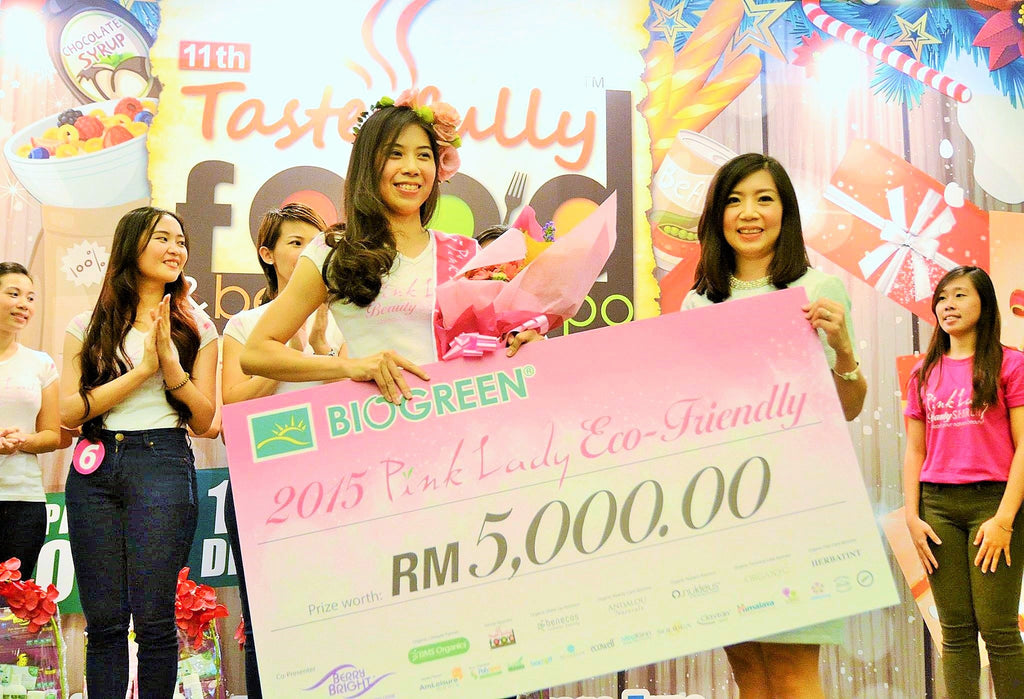 Event: Pink Lady Competition 2015