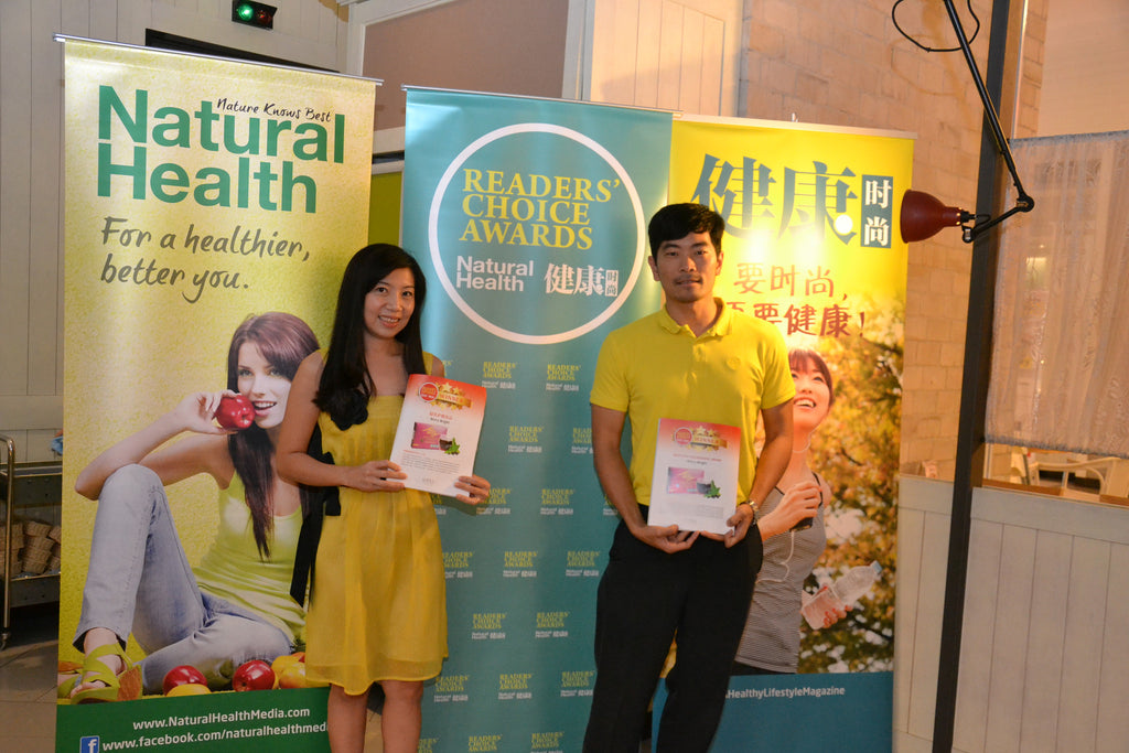 Event: Natural Health Awards Giving