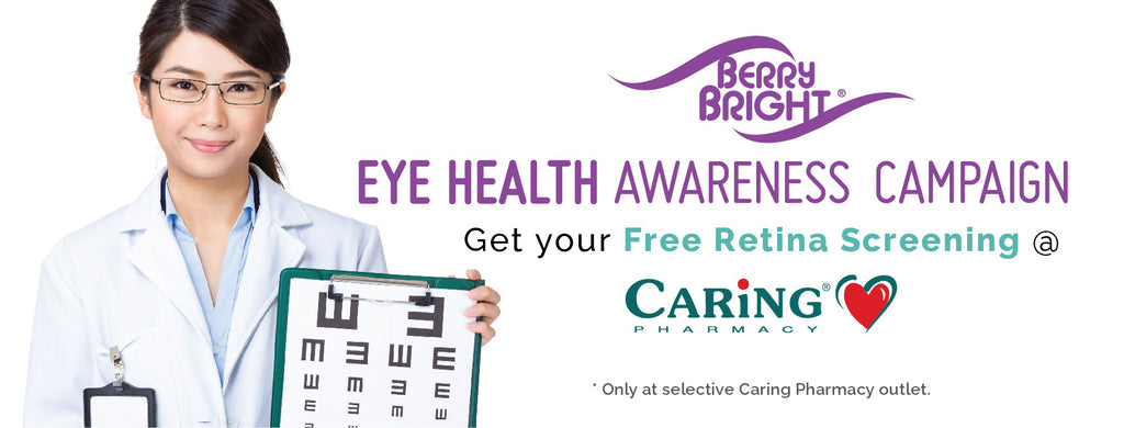 EVENT: Free Retina Screening @ Caring Pharmacy