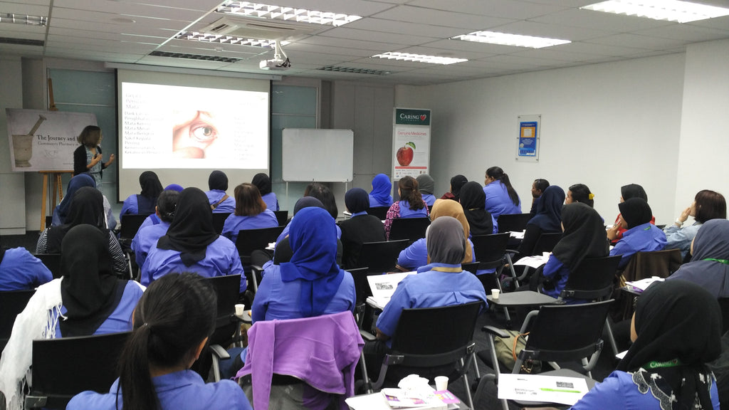Event: Product Sharing with Caring Pharmacy