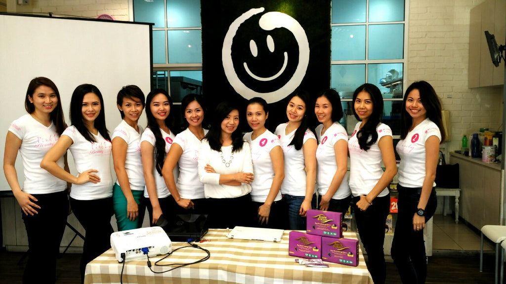 Event: Pink Lady Health Talk Sharing