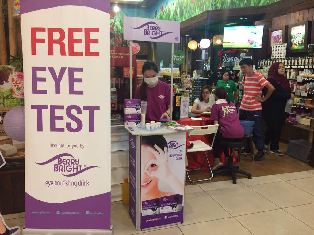 EVENT: BMS Organics Retina Screening