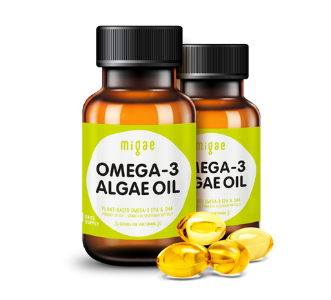 Migae Omega-3 Algae Oil
