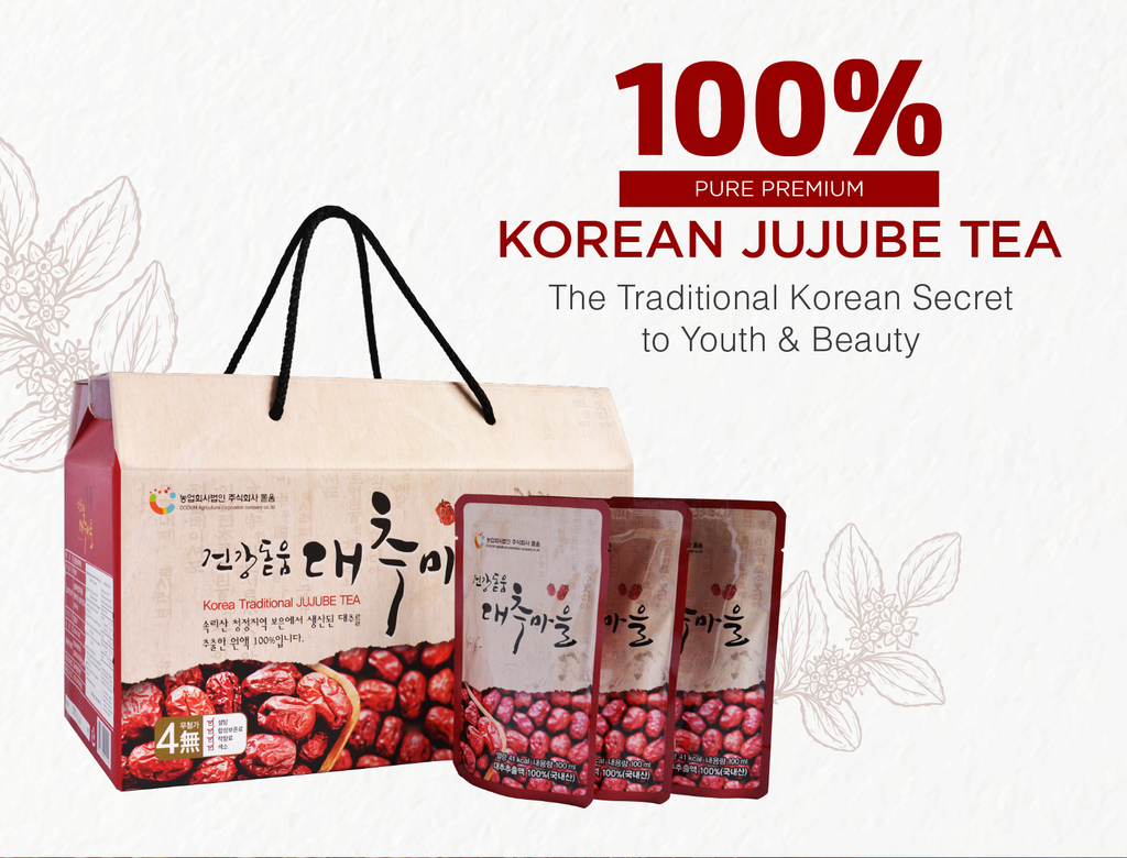Korean Premium Jujube Juice