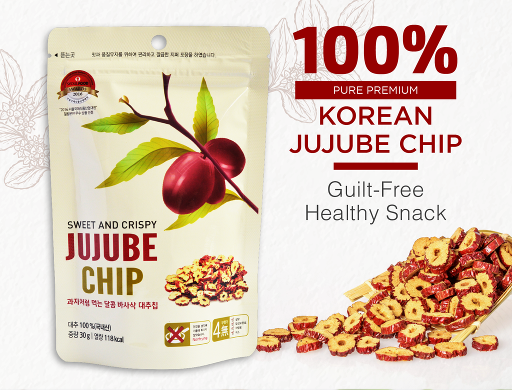 Dodum Korean Premium Jujube Chips