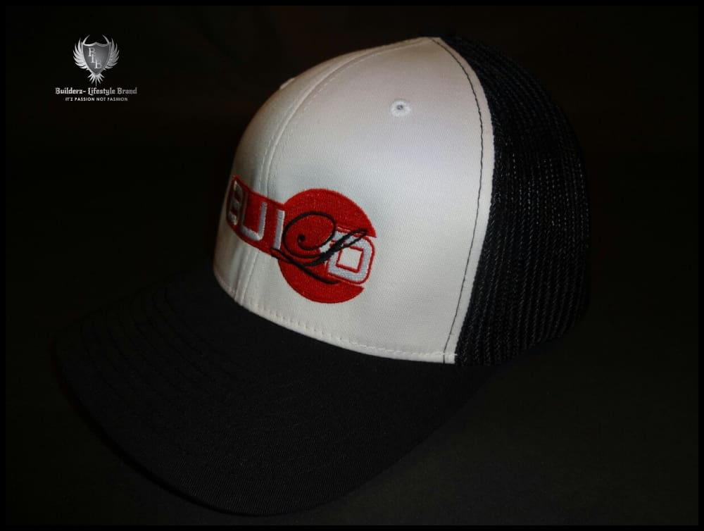 B.u.i.l.d.e.r.z- Flexfit (Red Wrench) Hats