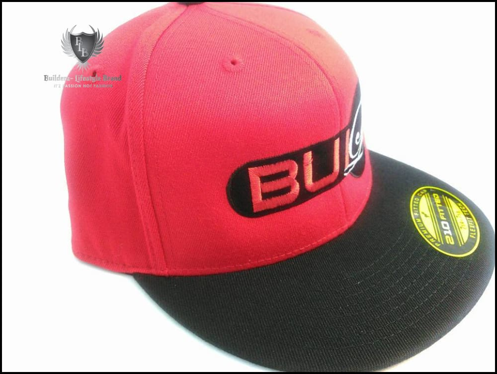 B.u.i.l.d.e.r.z- D.n.a Red Flex Fit Hat Hats