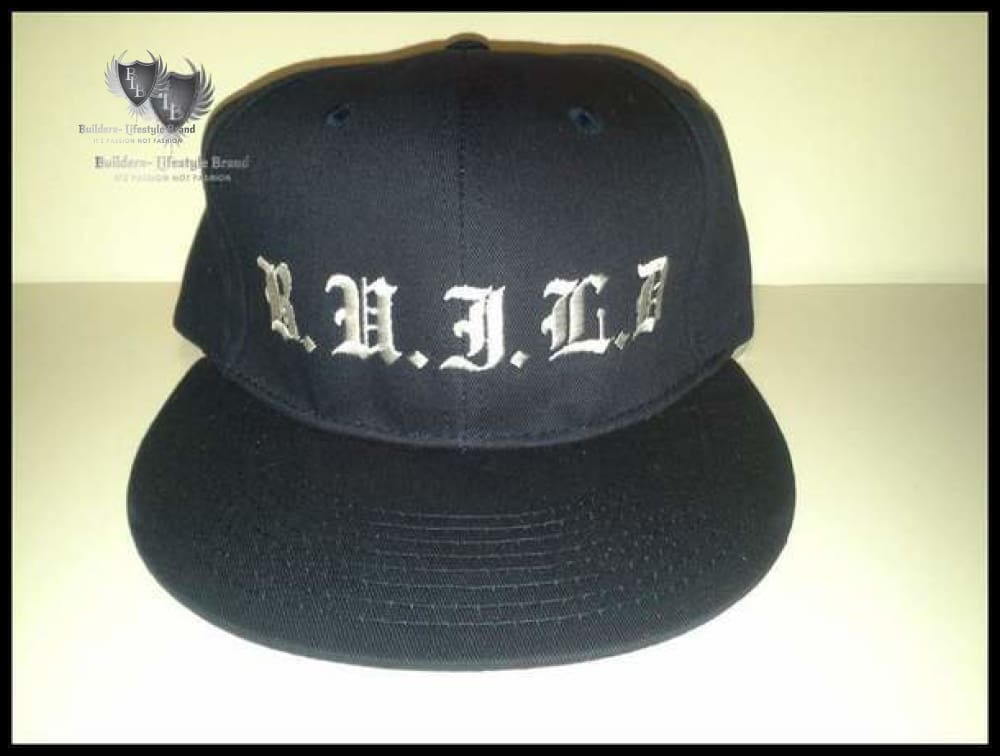 B.u.i.l.d.e.r.z - Snapback (Ol English) Hats