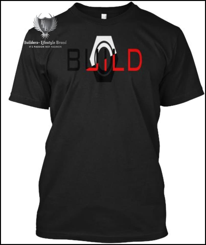 Builderz-3Rd Gen Tee Clothing