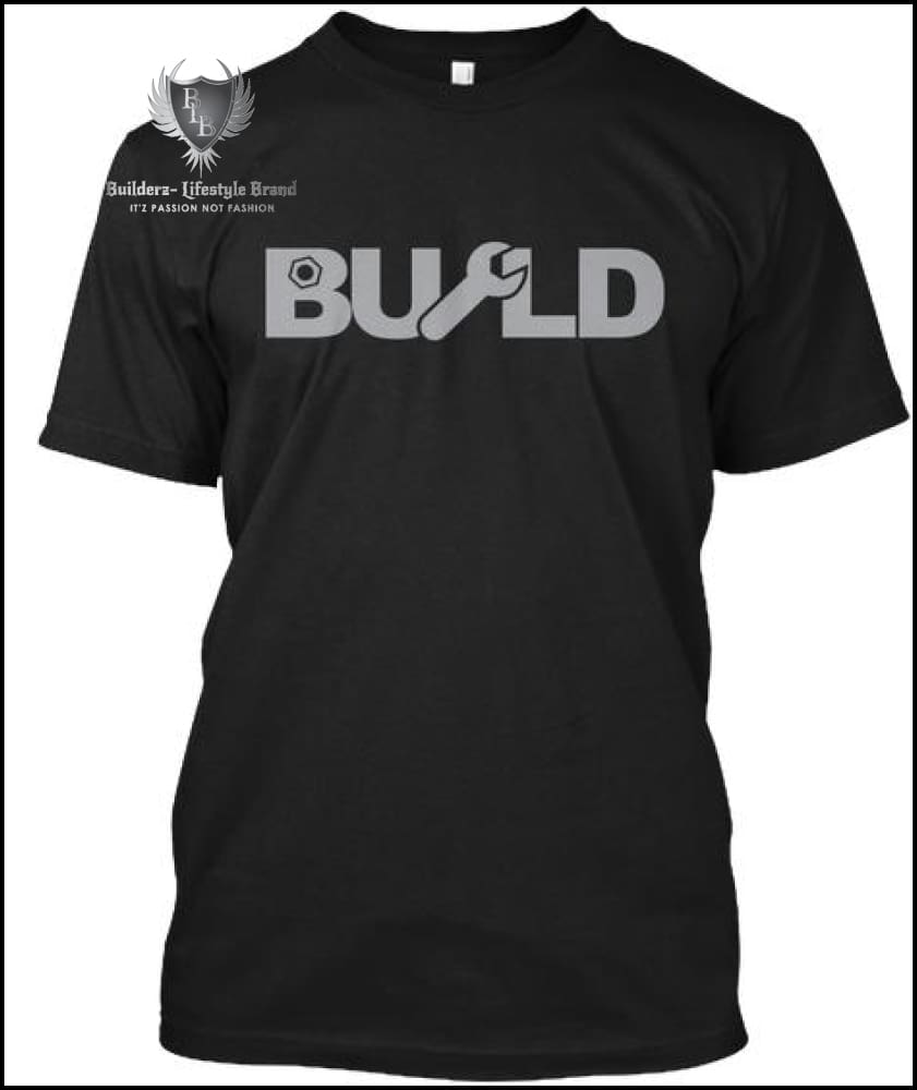 Builderz- Hrd Wrk Tee Clothing
