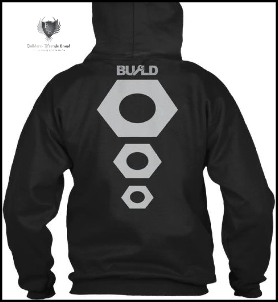 Builderz- Make It Hoodie Clothing