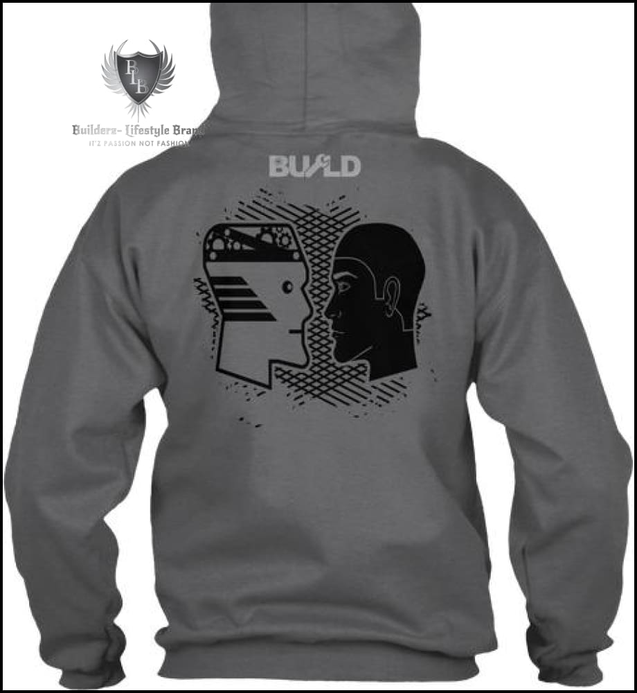 Builderz-My Only Opponent Iz Self Hoodie Clothing
