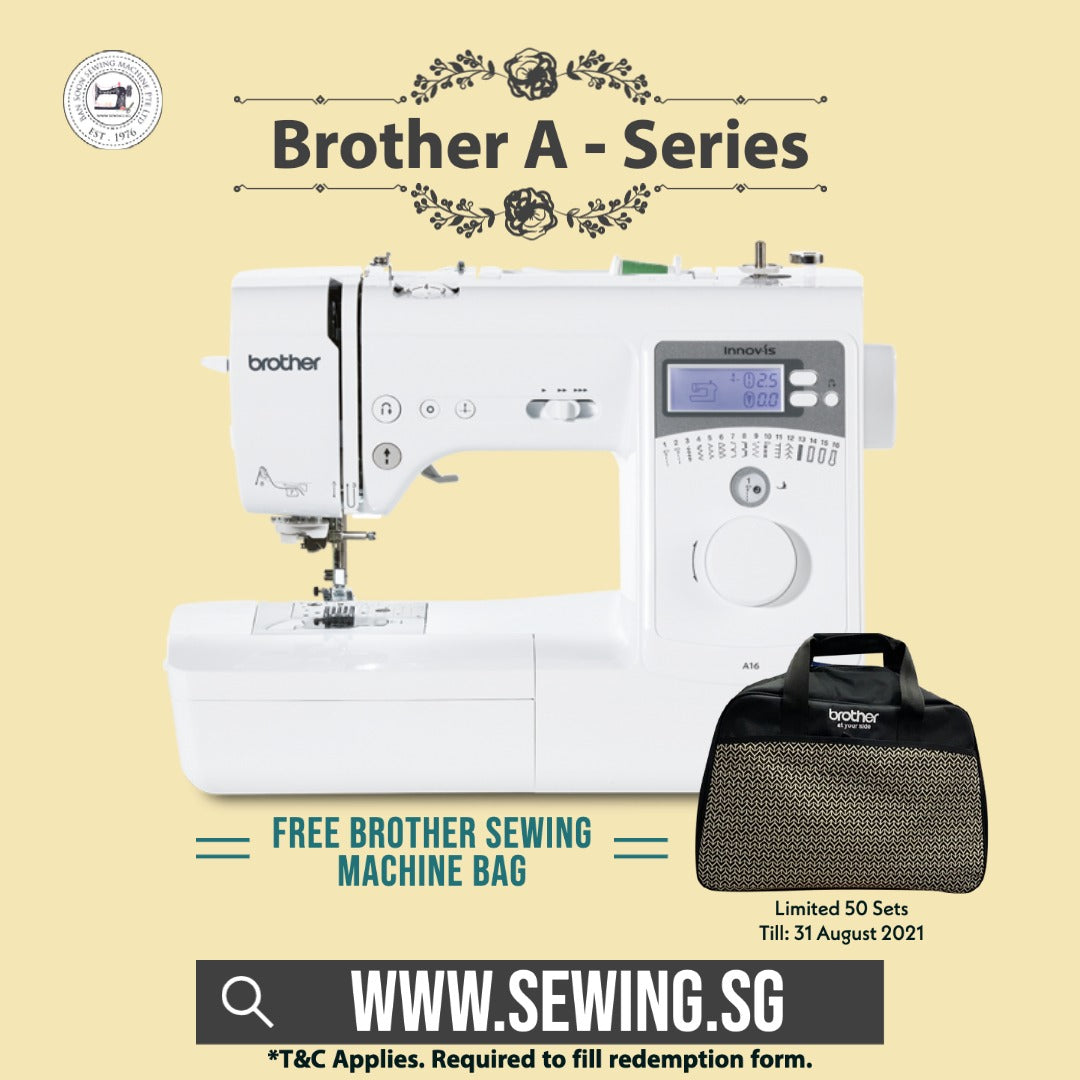 Brother Sewing Machine Bag Free