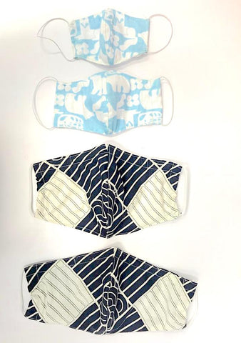 Face Mask £D sewing kit -with pocket- with step by step Sewing instructions