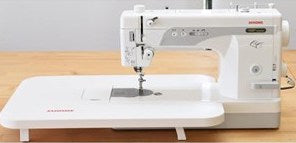 Janome 1600P-QC - Portable Industrial Straight Stitch Powerful ...