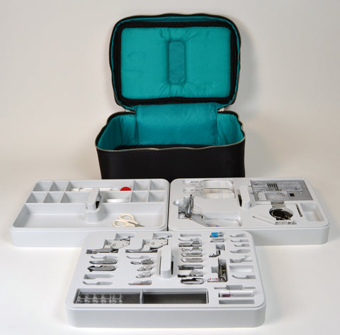 Janome MC15000 Accessories carrying case