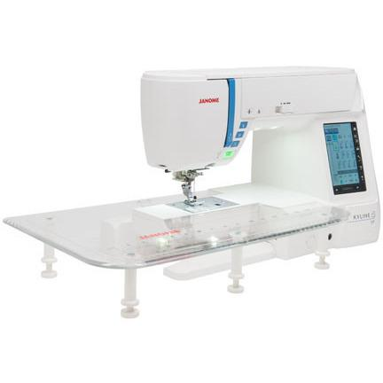 Janome Skyline S9 extension table