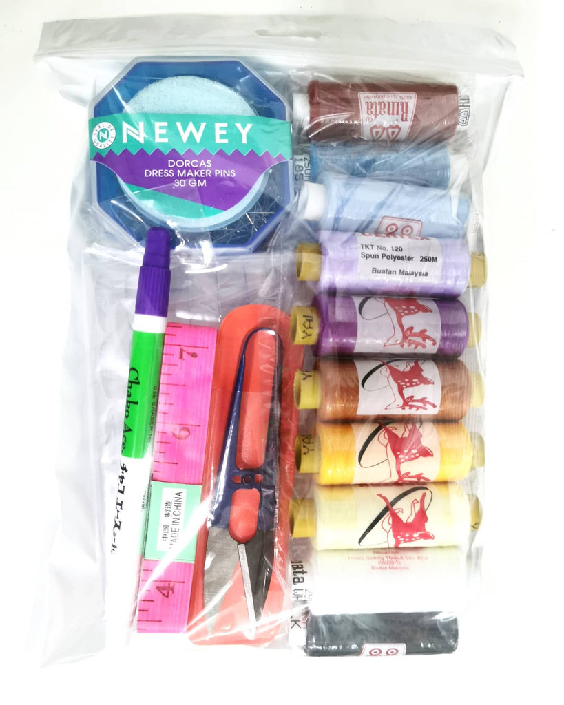 Sewing Starter Kits www.Sewing.sg