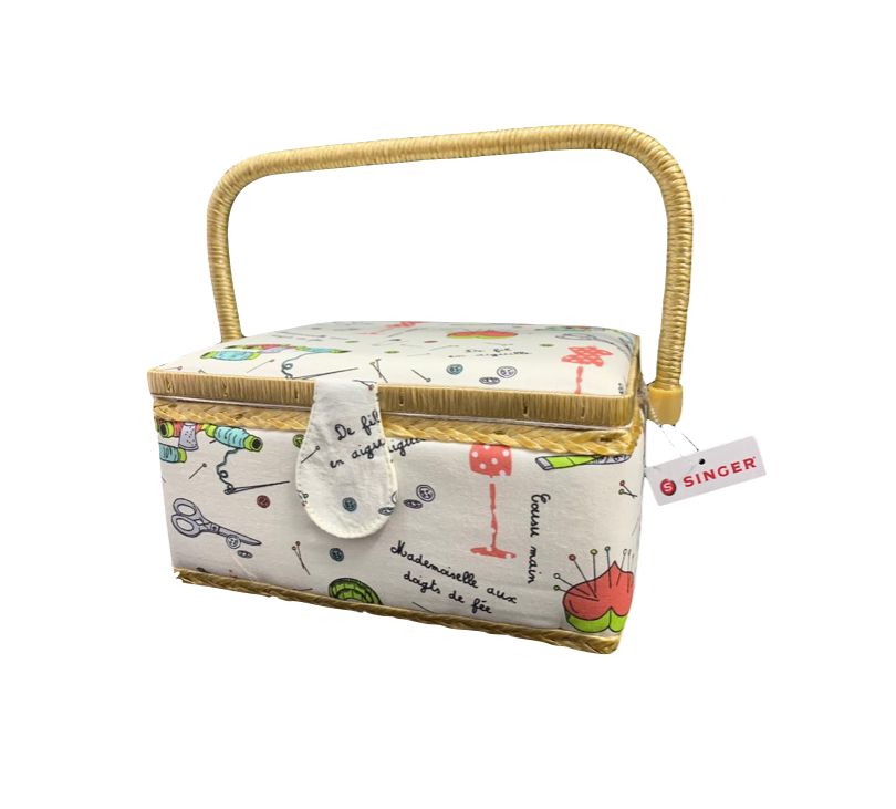 Singer Accessories Storage Box at www.Sewing.sg