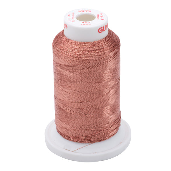 Gunold Embroidery Thread - METY 5/2  - 7011