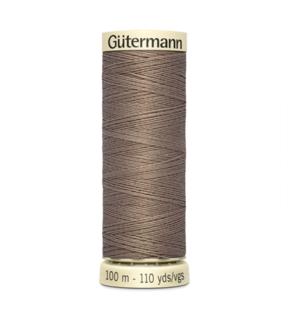 Col. 199 Gutermann Sew All Thread 100m Premium Quality 100% - Matt Brown