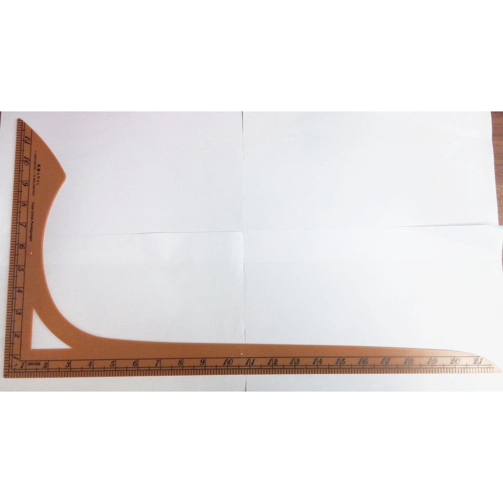 L-shaped Ruler