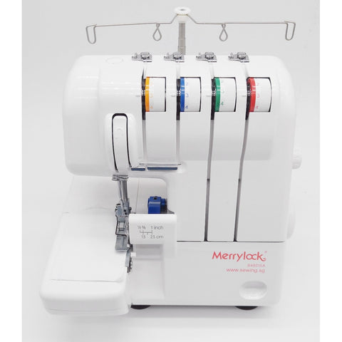 Merrylock 848DSA : 2-Needles 3/4-Threads Serger Machine