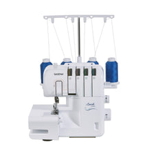 Brother 2104D Overlock Machine (2-Needles 3/4-Threads)