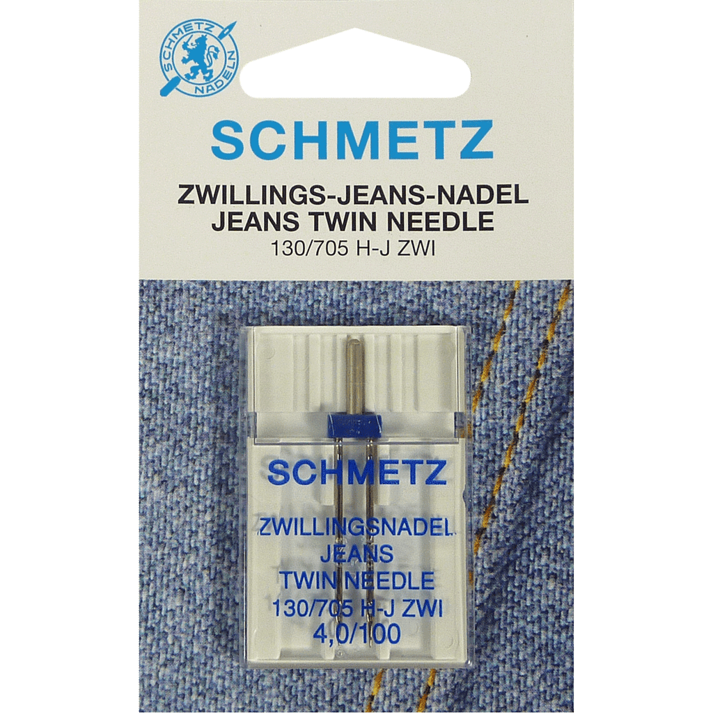 Schmetz Jeans Twin Needles