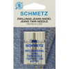 Schmetz Jeans Twin Needles - Sewing Needles | Sewing Machine Singapore - Sewing.sg