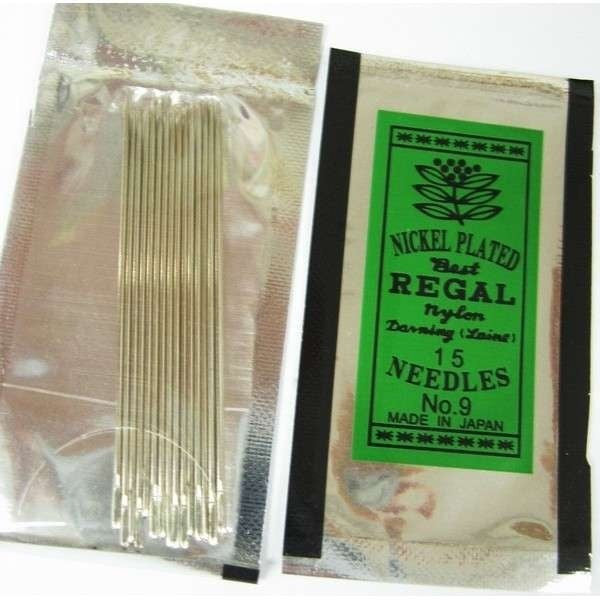 Regal Nylon Darning Needles