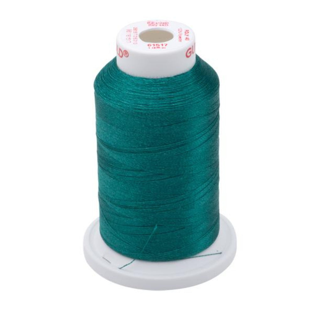 Gunold Sewing & Embroidery Thread - POLY 40 - 61517 Coachman Green