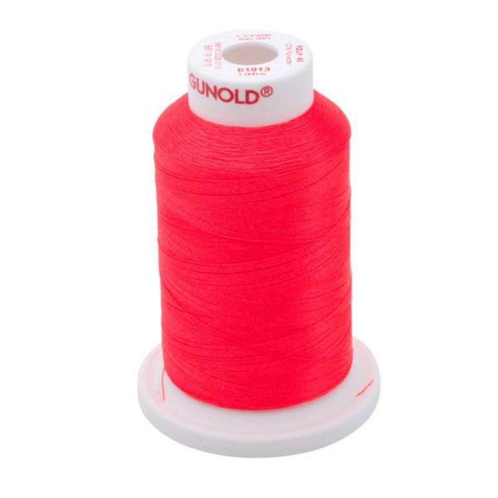 Gunold Embroidery Thread - POLY 40 - 61913