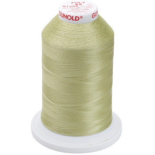 Gunold Embroidery Thread - POLY 40 - 61209