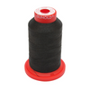 Gunold Embroidery Thread - POLY 40 FIRE - 61005 Black