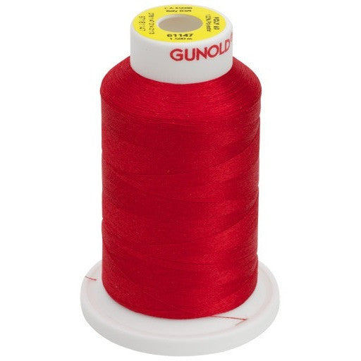 Gunold Embroidery Thread - POLY 60 - 61147