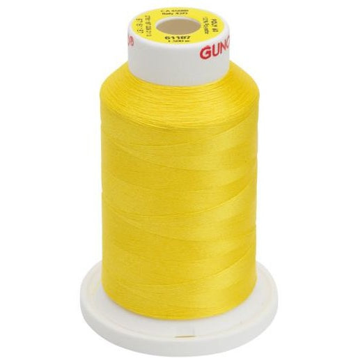 Gunold Embroidery Thread - POLY 60 - 61187