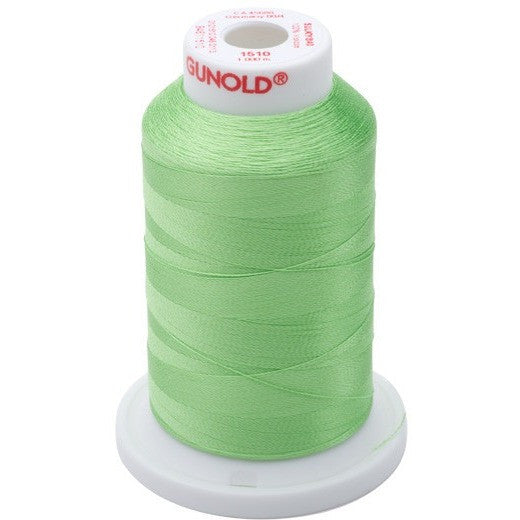Gunold Embroidery Thread - POLY 60 - 61510