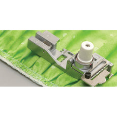 B5002S09AE ( BLE8-EF) Elastic Foot / Babylock /For Overlock & Cover-stitch/ For Evolve, Evolution, Ovation, BLCS