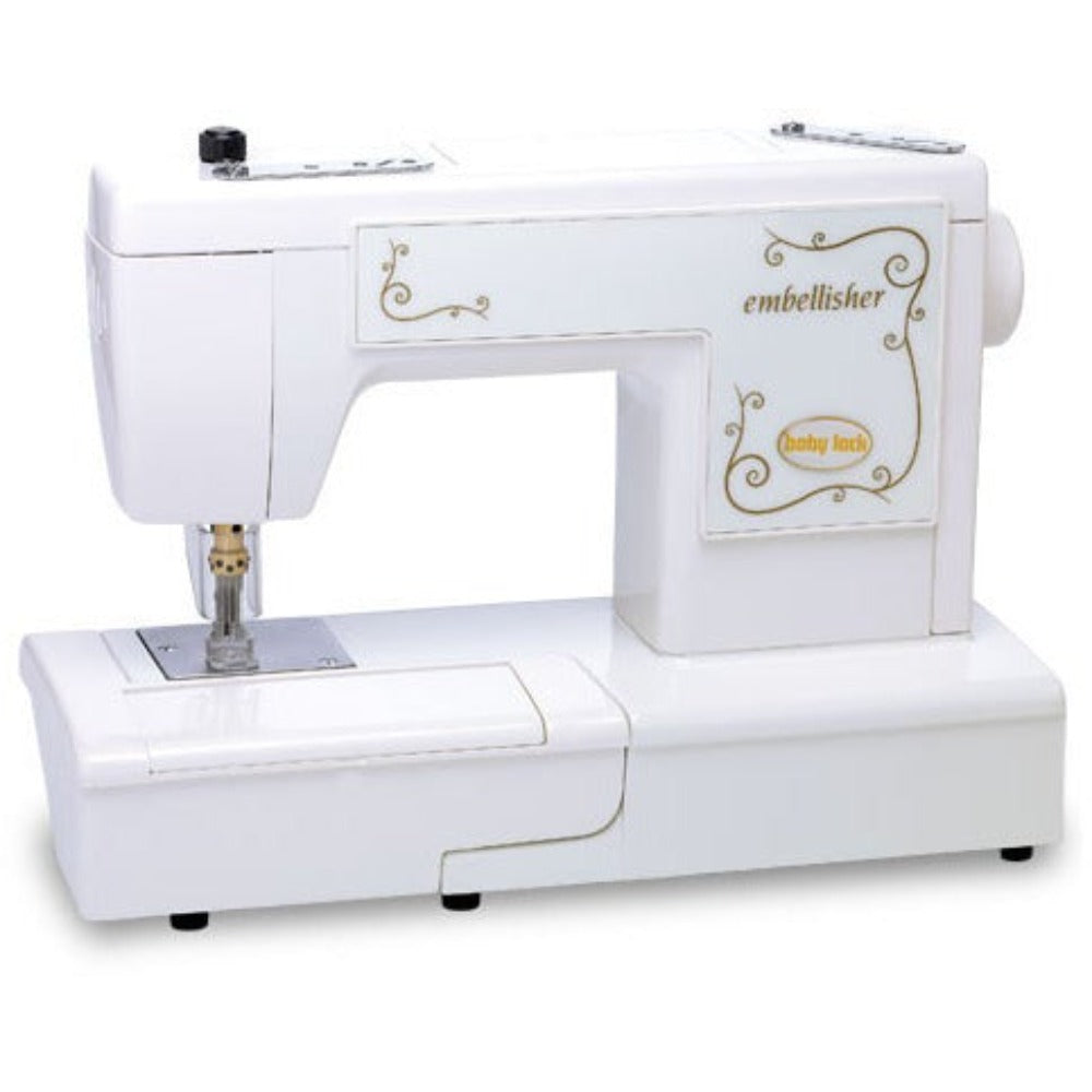 Babylock Embellisher 12 Needles - EMB12-2: Babylock Sewing Machine