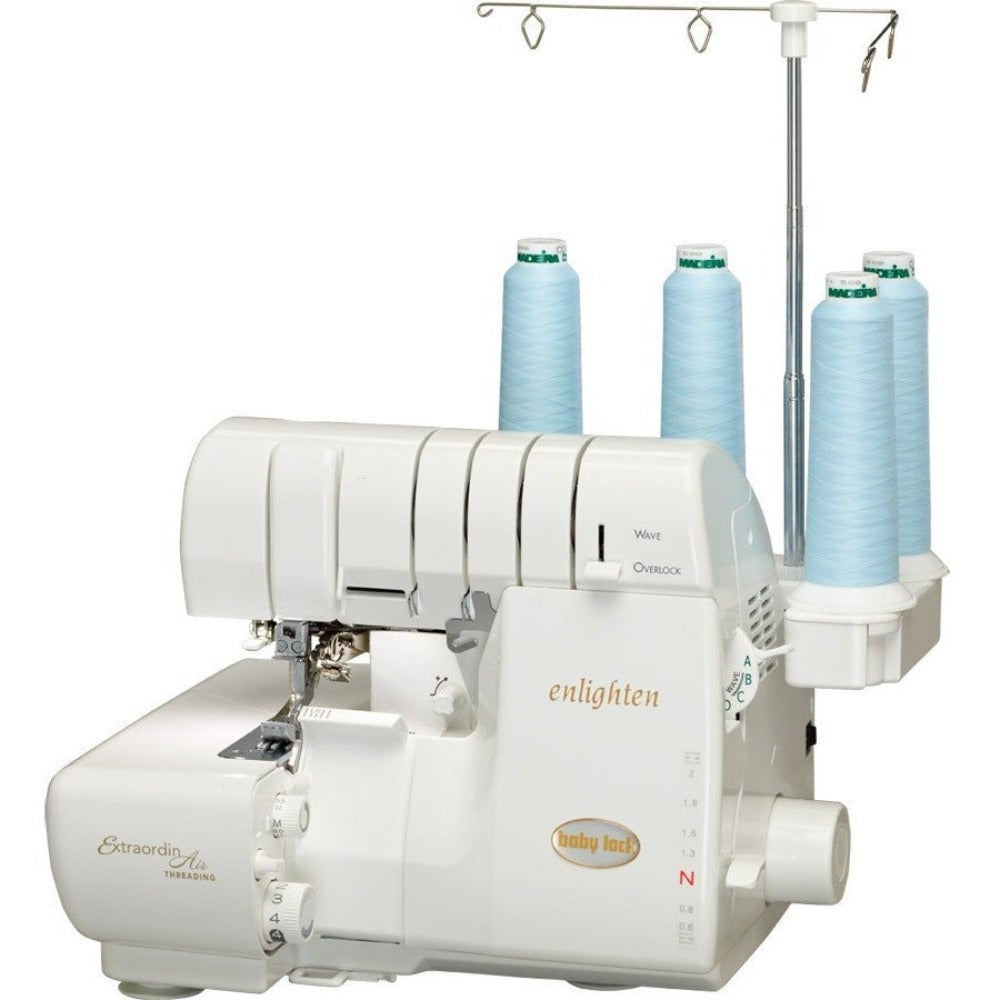 Babylock Enlighten (Fully Automatic Serger)