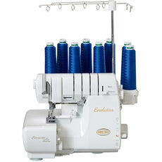 Babylock Evolution  (Fully Automatic Serger + Coverstitch) - BLE8W-2