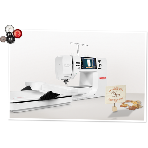 Bernina 700E - Embroidery Machine
