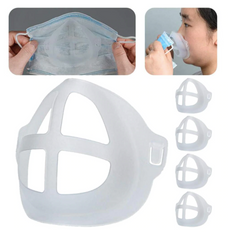 Breathable Mask Bracket - Enhance Breathing Space Mask Nose Pad