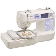 Brother NV95E - Embroidery Machine (BUY 1 FREE BROTHER JV1400)